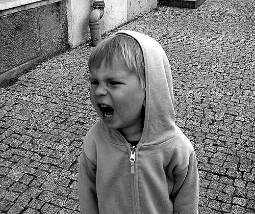 challenging behavior in children