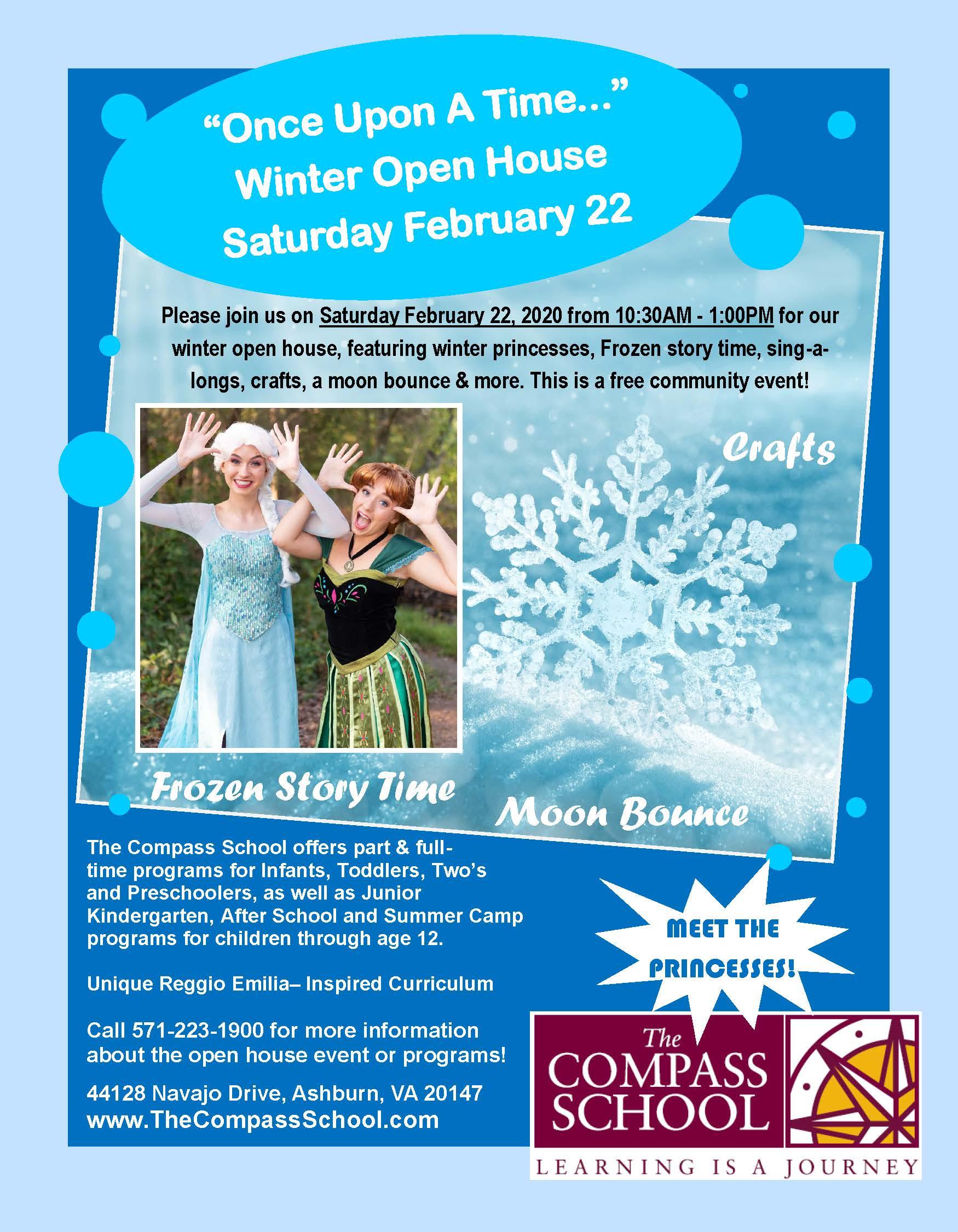 Open House Ashburn 2-22-20 48hrs