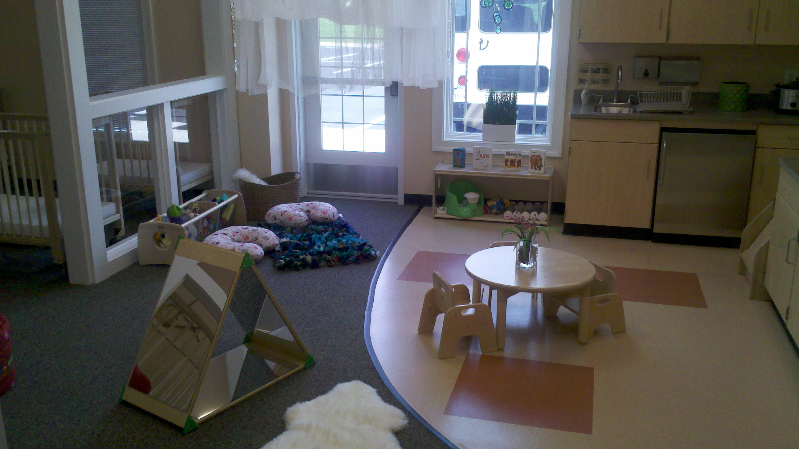 Ashburn Infant Classroom